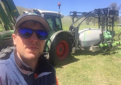 LGVS Herbicide Spraying Pastro